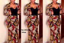 ♡Ankara Viva African Fashion♥