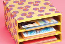 Organization / by Jessica Roth