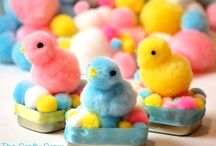 Easter Crafts for Kids / by The Crafty Crow