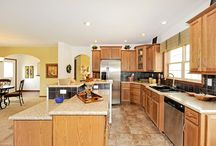 Kitchens  / Check out the Kitchens in some of our homes!