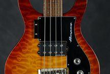 Short Scale Bass