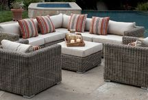 Patio ideas and furniture