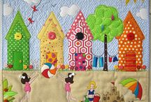 QUILTS for Girls-Boys-Babies