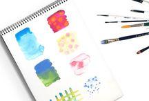 Watercolour Tutorial