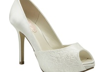 wedding shoes / the hunt is on for the wedding shoes / by Kristie Peden