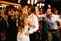 501 Union Wedding / Photography by Chaz Cruz / Venue: 501 Union / Caterer: Purslane / Florist: Bloombar / Invitation: Littlecat Creative (the Bride) / Hair & Makeup: Devin Rahal / Music: Silver Arrow Band / Officiant: Alice Soloway