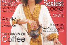Ethio Beauty Magazine Issue 2 / Inside Ethio Beauty Magazine Issue 2