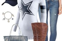 Dallas Cowboys / by Kelly Harr