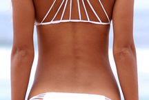 bikinies + beach