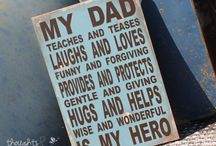 Father's Day idea / by Kristy Starling