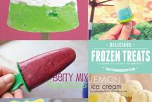 Frozen Sweets / by Patricia Justice