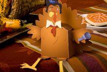 Thanksgiving / by Melissa Foss