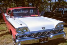 Ford Galaxie / Full size US Fords 1959 to 1970