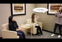 Learn Korean with Speak Korean Today! Korean Conversation 1 / Learn beginner Korean conversation vocabularies and expressions. You can watch free Korean video lesson ;Speak Korean Today!' done by Korean teacher, Isabelle and her students.