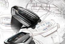 industrial design digital sketch