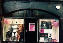 Simply Pleasure Hammersmith / 123 Hammersmith Road, W14 OQL, London 0207 603 2402 Hammersmith@simplypleasure.com