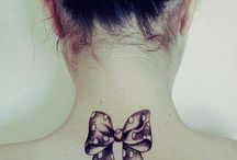 Tattoos I want / by MG