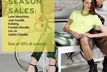 Promozioni / Acquisti sono su http://www.fashionis.com!