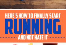 Run...run...run! / Learn how to become the runner you've always wanted to be. From beginner to expert, learn how to run faster, improve your form, and and add variety to your workouts.