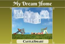 Dream Home Design Ideas / Amazing homes from all over the world. Modern homes, contemporary homes, houses in the city, houses in the country. Large mansions, beautiful tiny houses, and everything in between. Board by UK online estate agent: http://castlesmart.com