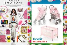 Hello Kitty by Brevi / The Hello Kitty Collection by Brevi