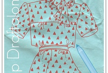 Pattern Making & Alteration  / by Alison Wheeler