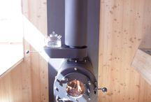 Heat Exchanger &  Water Boiler