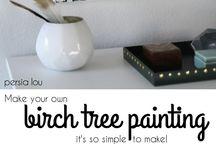 DIY Wall Art - Easy!