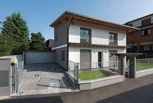 Inaugurata a Bollate la casa in standard passivo mediterraneo realizzata da BLM Domus