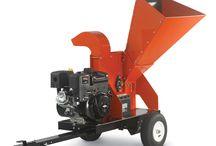 Chipper / Shreder / Wood Chip and Compost Maker