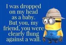 Minion laughter