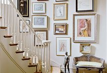 Gallery Walls / by Melissa MacGregor