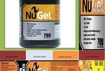 Number One Gelatin Supplier Australia / http://nustrength.com.au/product/nugel-700g/