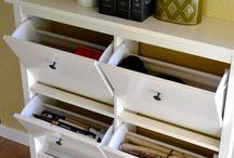 Hiding Places - Clever Storage