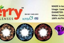 Medusa 16mm Contact Lenses / Shop now at http://shop.jeanmonique.com <3 Thanks loves! <3 #Anthea