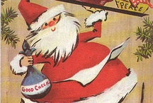 Vintage Holidays / Vintage Holiday Decor, Images & other Goodies