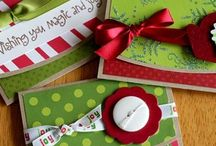 gift card holders / by rosalie panzo