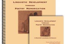 Homeschool: Poetry Memorization / Linguistic Development Through Poetry Memorization by Pudewa