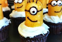 Despicable me birthday ideas / by Carla Guevara