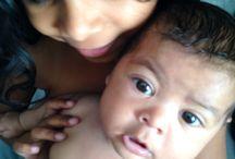 Sibling love / Babyhood