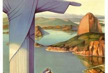 Images Voyages vintages