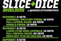 Muscle Pharm Workouts