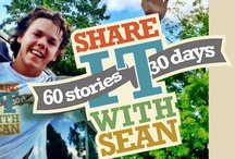 Share it with Sean: A road trip to get 60 recovery stories in 30 days!