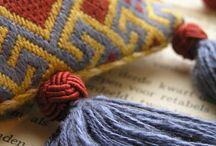 medieval wool bag