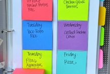 Organizing ideas / by Teri O'Connor