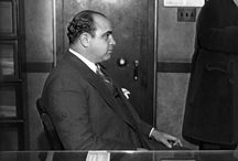 """Crime / Chicago is known for its colorful criminal history, from the likes of Al Capone to Earl """"Hymie"""" Weiss. This board contains photographs depicting crime in early 20th century Chicago."""