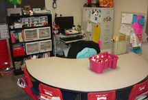 Classroom Set Up / by Kate Seitz
