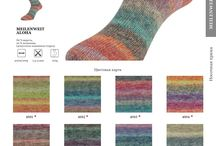 Sockenwolle ❤️ Sockyarn