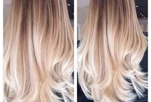 Ombré colours / This is a selection of all the Ombré techniques and colours we love! We charge between £37 and £50 for Ombré, call us on 01256841063 for more details or to book an appointment
