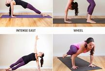 Yoga and body weight exercise